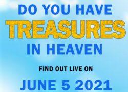 June Bible Study Poster